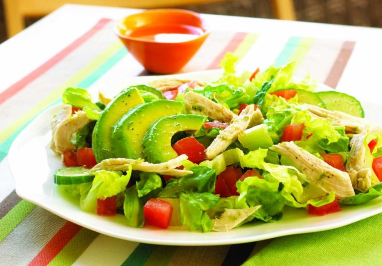 south beach diet salad recipe