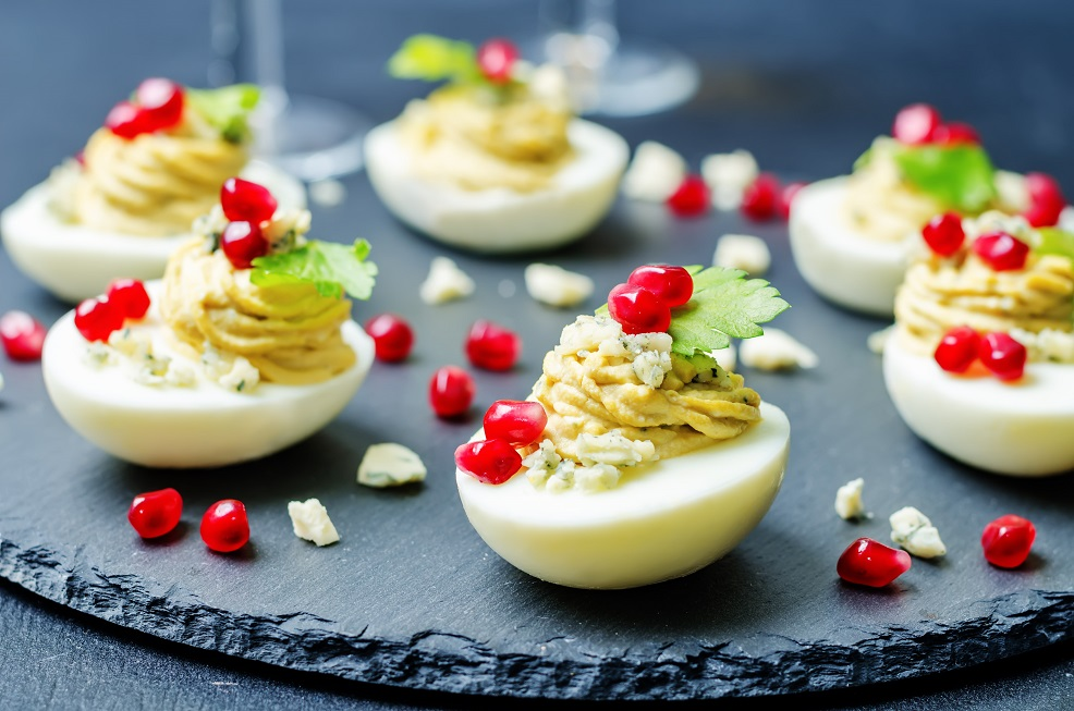 healthy deviled egg recipe